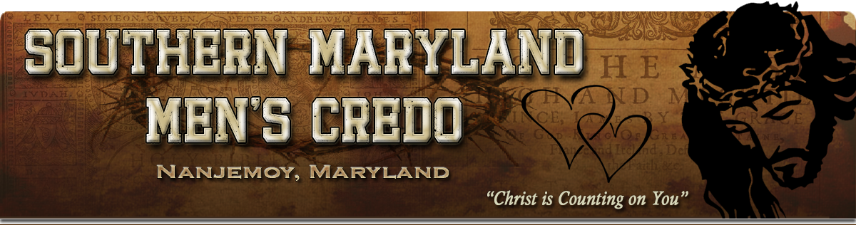 Southern Maryland Men's Credo